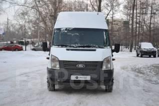 Ford Transit. Ford Tranzit, 2 200 куб. см., 12 мест