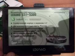 Автомобильный GPS навигатор Lexand STR-5300