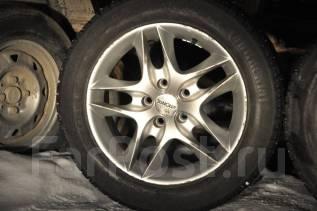 """Колеса 5x112 205/55R16 Audi Volkswagen VW Seat. 7.5x16"""" 5x112.00 ЦО 70,1мм."""
