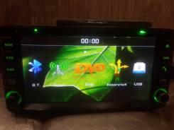 Отличная магнитола DVD Navi USB SD TV