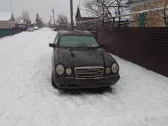 Mercedes-Benz E-Class. WDB2100551A180005
