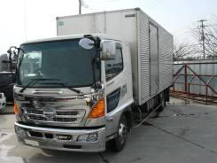 Hino Ranger. Грузовик- фургон HINO Ranger, 2003 г, 8 000 куб. см., 5 000 кг.
