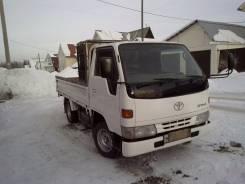 Toyota Dyna. Срочно продам грузовик, 2 800 куб. см., 1 500 кг.
