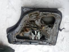 Дверь задняя правая тойота кроун 1992г jz140
