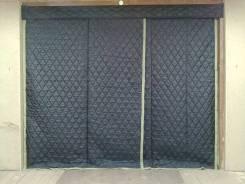 Утеплённые шторы для гаражей, боксов и складов. Под заказ