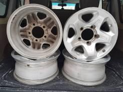 Toyota. 7.0x16, 5x150.00, ET0, ЦО 110,1мм.