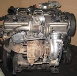 Двигатель в сборе. Audi 80, 8C/B4, 8C, B4 Двигатель AAZ