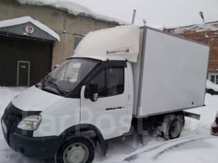 ГАЗ ГАЗель Бизнес. Газель Бизнес, 2 800 куб. см., 1 500 кг.