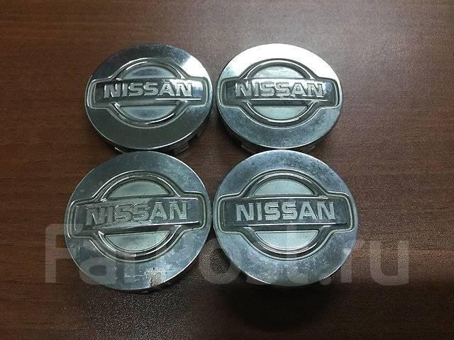 """Коппаки на диски Ниссан. 4 шт. Из Японии (К5). Диаметр 15"""""""", 1шт"""