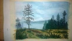 Обучение акварельной живописи