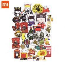 Наклейки на чемодан Xiaomi