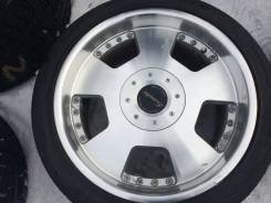 Hot Stuff Exceeder. 8.0/9.0x18, 4x114.30, 5x114.30, ET35/38