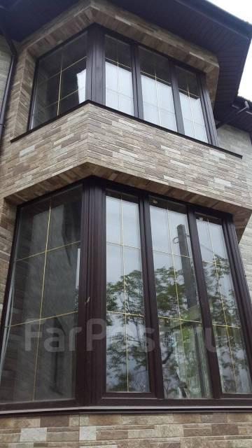 Окна, двери, витражи, лоджии, балконы