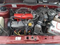 Двигатель в сборе. Лада Калина