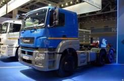 Камаз 65806-002-68. (Т5)тягач седельный, 11 970 куб. см., 23 000 кг.