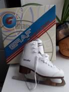Продам коньки GRAF Bolero . размер: 38, фигурные коньки