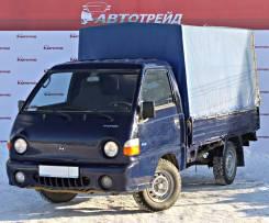 Hyundai Porter. H-100, 2 500 куб. см., 1 000 кг.