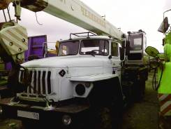 Челябинец КС-45721. Автокран КС-45721, 11 150 куб. см., 25 000 кг., 21 м.
