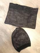 Шапка и шарф. 57, 58