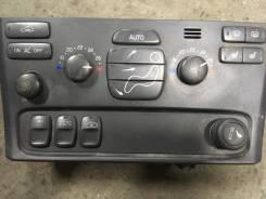 Блок управления климат-контролем. Volvo S80, TS Двигатели: B5204T5, B5244S, B5244T3, B5254T2, B6284T, B6294S2, B6294T, D5244T, D5244T5, D5252T