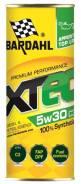 Bardahl XTEC. Вязкость 5W-30, синтетическое