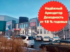 1-й этаж с долгосрочным арендатором, доходность от 12 % годовых. Улица Карла Маркса 91, р-н Железнодорожный, 720 кв.м.