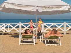 Пляжный зонт 4 м.