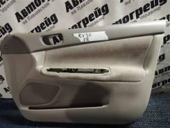 Обшивка двери Toyota Camry, правая передняя