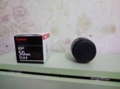 Портретник Canon 50 мм 1/8. Для Canon, диаметр фильтра 49 мм