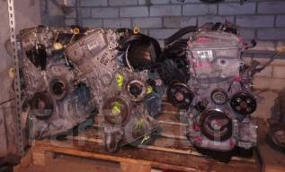 Двигатель в сборе. Toyota RAV4 Двигатель 3ZRFAE