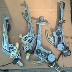 Стеклоподъемный механизм. Nissan Laurel, GC35, GCC35, GNC35, HC35, SC35 Двигатели: RB20DE, RB25DE, RB25DET, RD28, RD28E