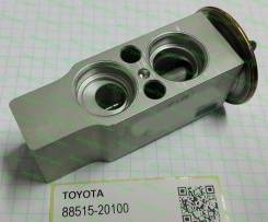 Перепускной клапан системы кондиционирования Toyota, передний