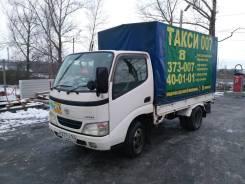 Toyota Dyna. Продажа грузовика, 2 500 куб. см., 1 500 кг.