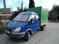ГАЗ 330232. ГАЗель 330232, 2 900 куб. см., 1 500 кг.