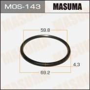 Кольцо уплотнительное глушителя MASUMA MOS143
