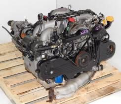 Двигатель в сборе. Subaru: Impreza, XV, Legacy, Tribeca, Impreza XV, Outback, Forester Двигатели: EL154, FB16, EJ20, EL15, EJ15, FB20, FJ20, EJ204, EJ...