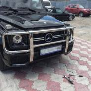 Накладка на дугу. Mercedes-Benz G-Class, W463