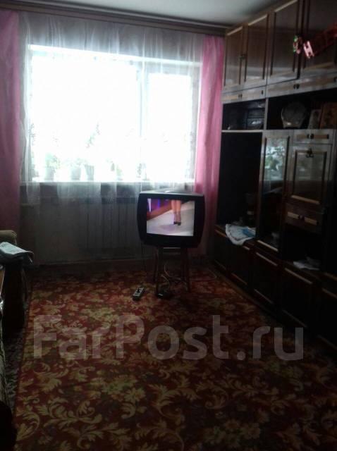 1-комнатная, улица Попова 35. Врд, частное лицо, 30кв.м. Интерьер