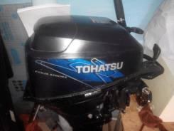Tohatsu. 18,00л.с., 4-тактный, бензиновый, нога L (508 мм), 2007 год год