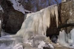 Зимний Релакс –тур : ледяные водопады и горячий бассейн!