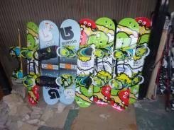 Сноуборды для детей от 80 до 140см.