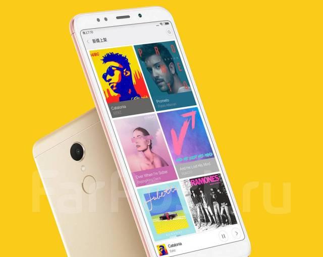 Xiaomi Redmi 5. Новый, 16 Гб
