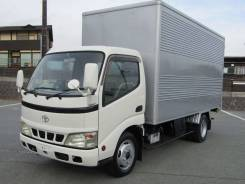 Toyota Dyna. Фургон 2003 г. во Владивостоке, 4 890 куб. см., 3 000 кг. Под заказ