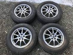 Готовый комплект колес 195/65R15 5*100 HOT Stuff X Cross Speed. 6.0x15 5x100.00 ET45 ЦО 54,0мм.