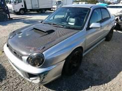 Subaru Impreza WRX STI. GDB, 207