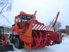 Niigata. Шнекоротор снегоуборочная машина NR-653