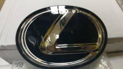 Эмблема решетки. Lexus GX460, URJ150 Lexus LX570, URJ201, URJ201W Двигатели: 3URFE, 1URFE