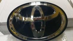Эмблема решетки. Toyota Crown Majesta Toyota Land Cruiser, VDJ200, UZJ200W, J200, GRJ200, URJ200, UZJ200, URJ202, URJ202W Toyota Land Cruiser Prado Дв...
