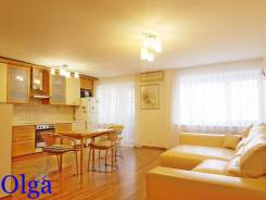 3-комнатная, улица Авроровская 24. Центр, агентство, 80 кв.м. Интерьер