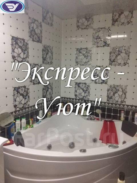 2-комнатная, улица Русская 57р. Вторая речка, агентство, 42кв.м. Ванная